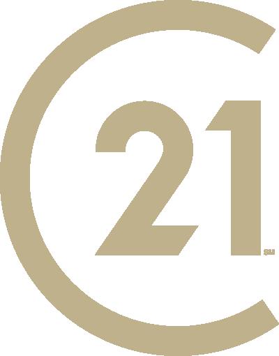 c21 logo tan