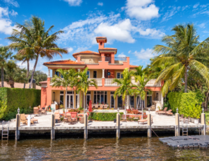 Florida Home on Water